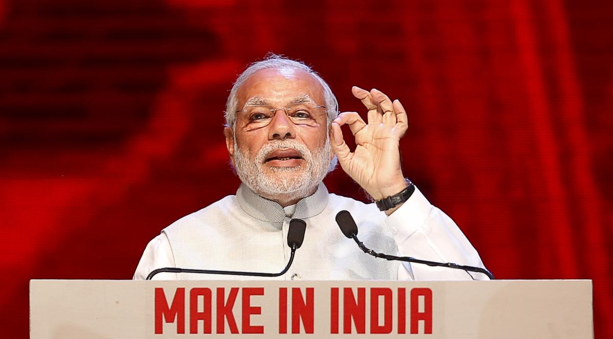 India Narendra Modi