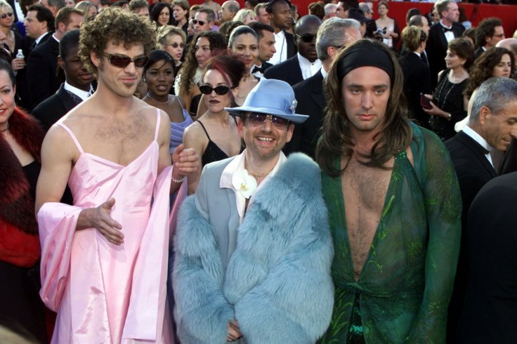 Matt Stone, Marc Shaiman and Trey Parker