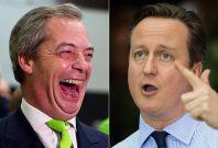 Farage Cameron
