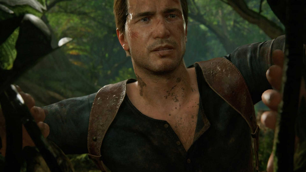 Uncharted 4 PS4 Trailer