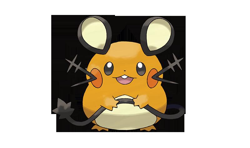 Pokemon Dedenne