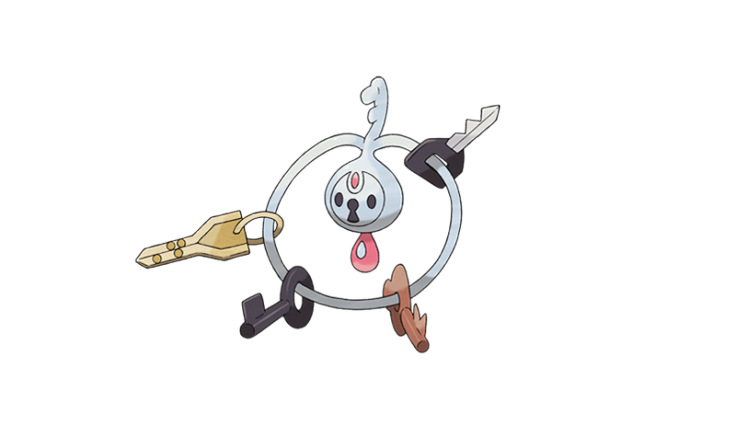 Pokemon Klefki