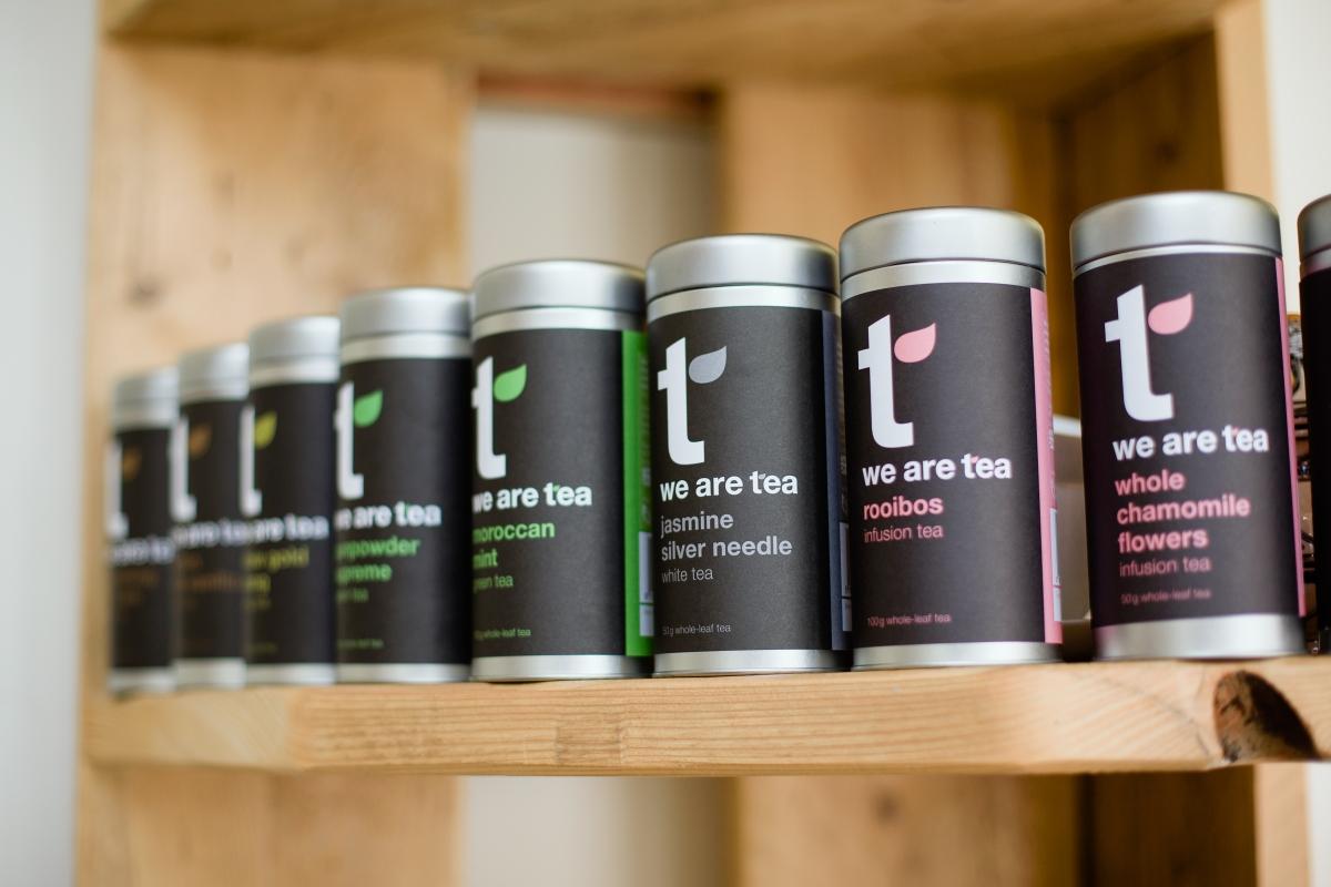 we are tea teas