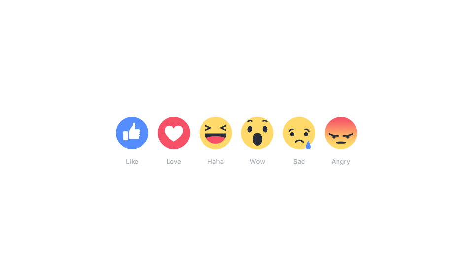 Facebook Reactions finally rolled out globally