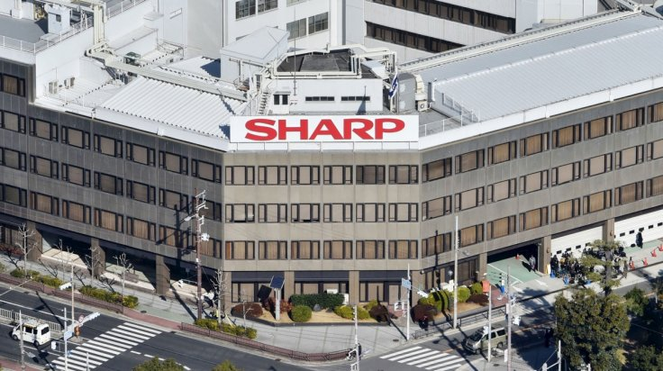 Sharp headquarters, Osaka