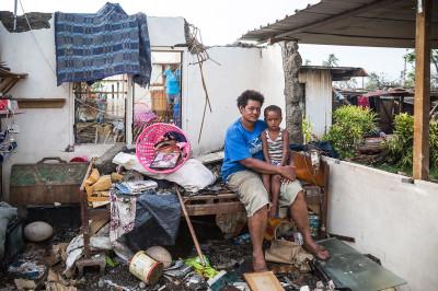Cyclone Winston Fiji