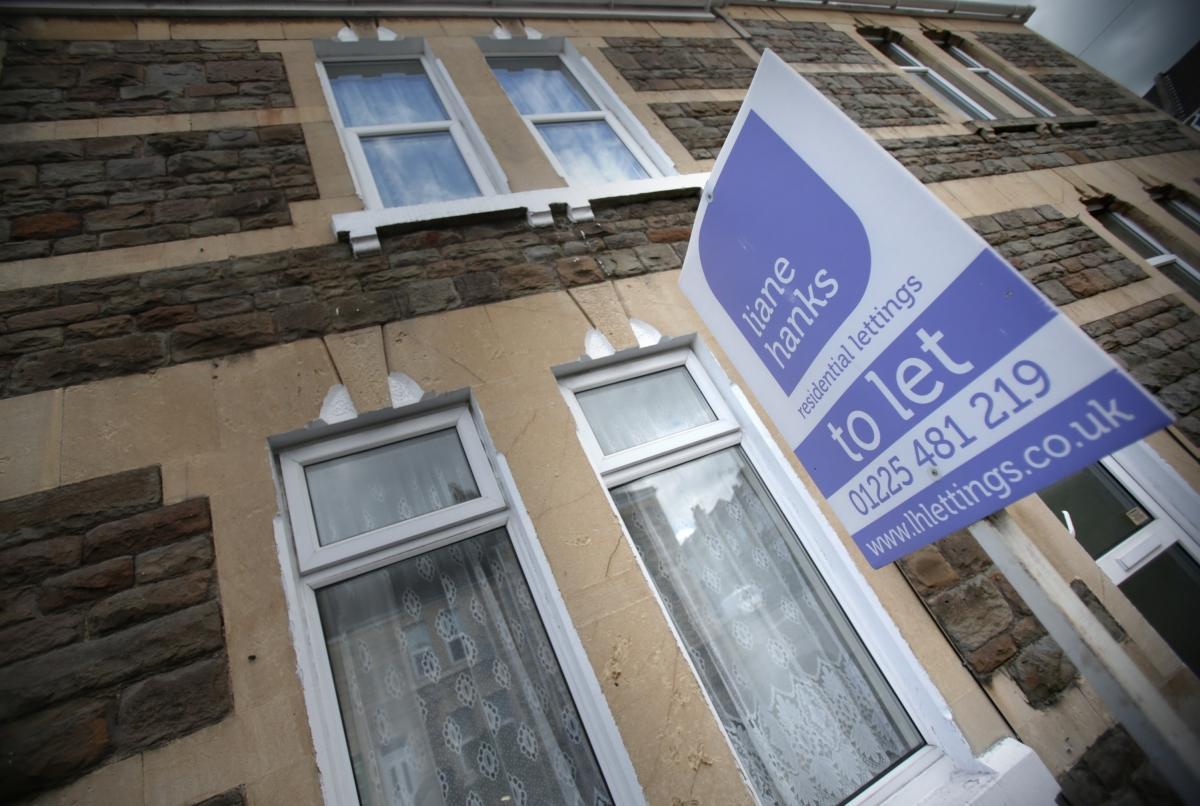 UK rents housing ARLA