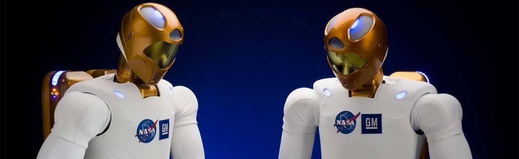 Nasa turns to public to help improve Robonaut 3D vision