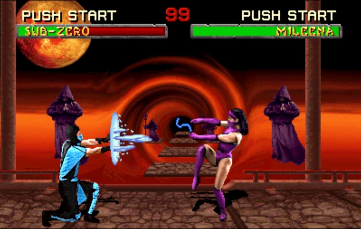 Mortal Kombat classic