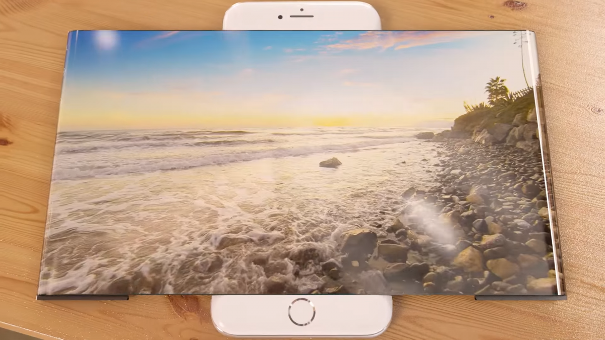 Widescreen iPhone 7 Concept