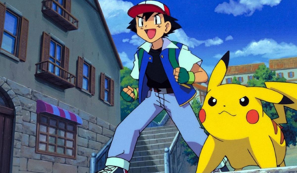 Pokemon 20th Anniversary Cartoon Anime