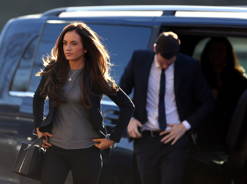 Adam Johnson's girlfriend tells court they split after his cheating admissions