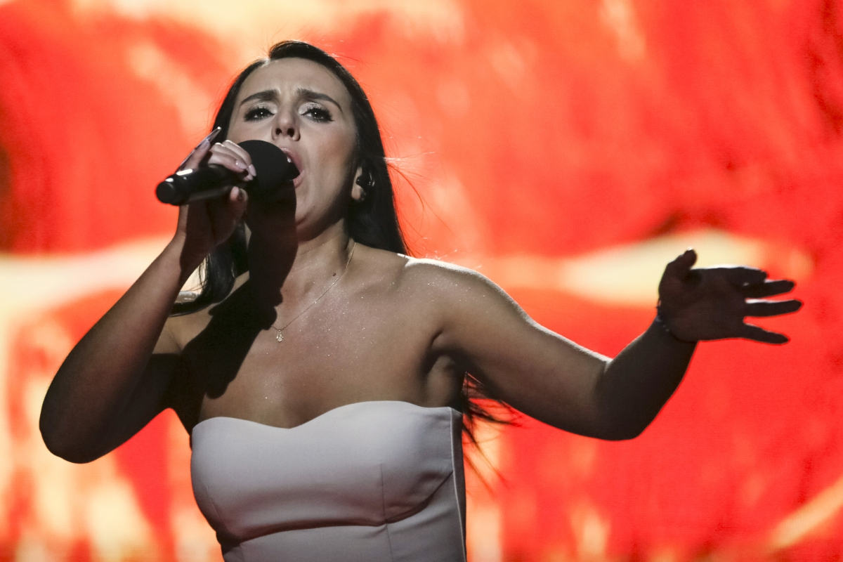 Jamala's Eurovision entry has been desribed as
