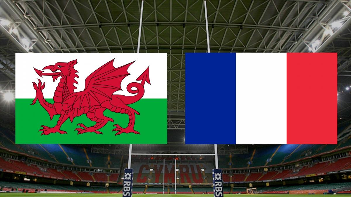 Wales vs France