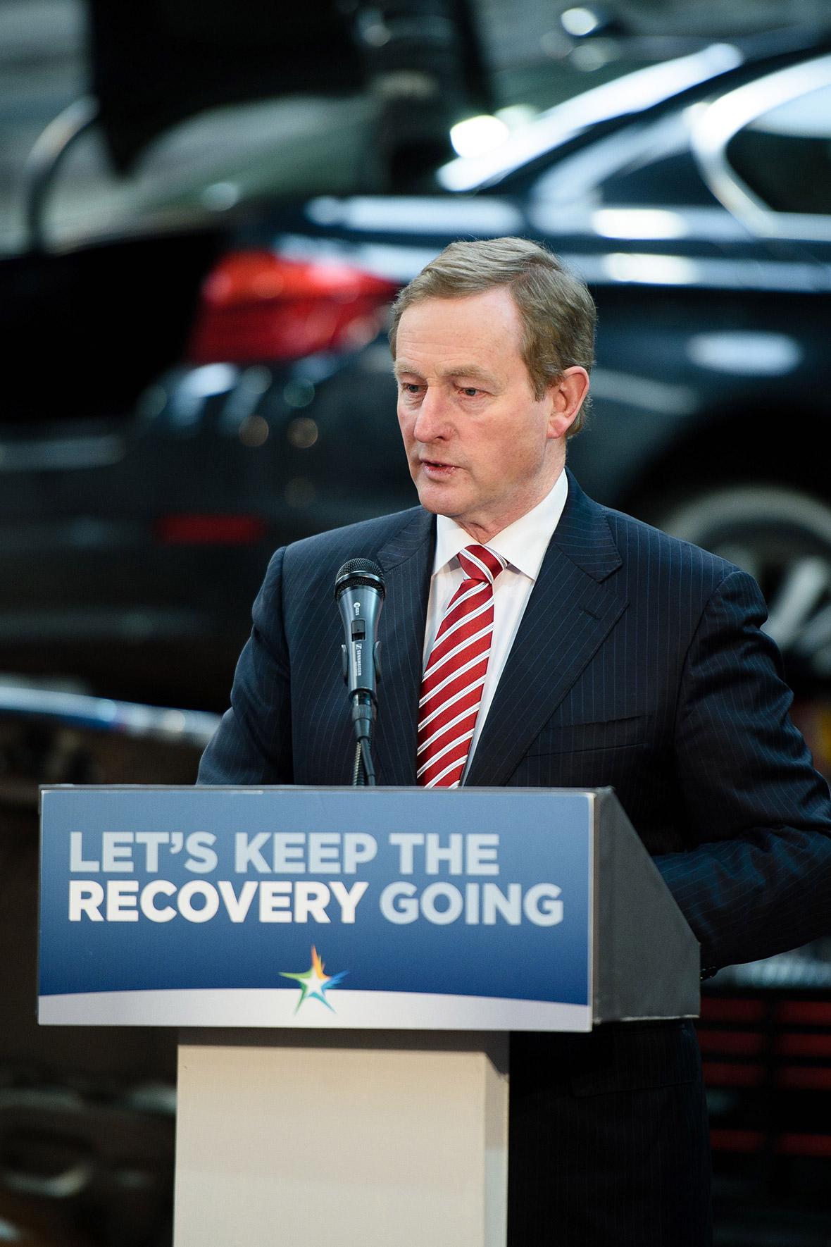 Ireland election 2016