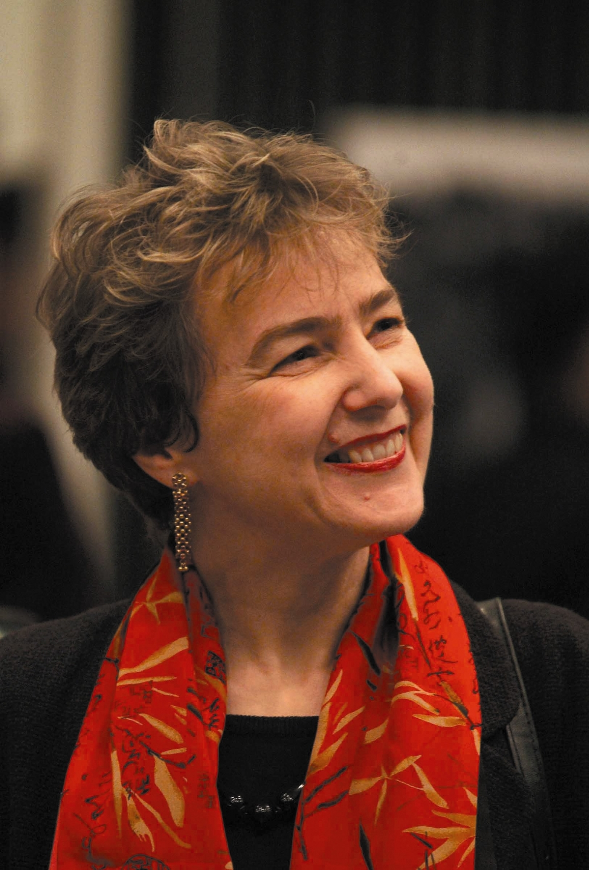 Kate Hudson general secretary of CND