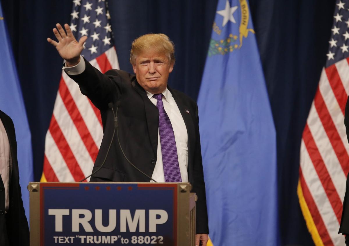 donald trump 2016 election tax claim