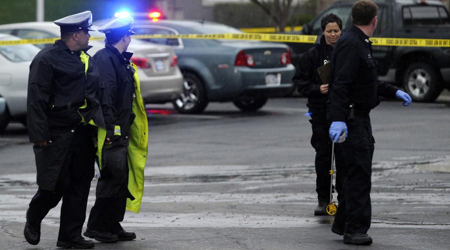 Hesston, Kansas, multiple shooting