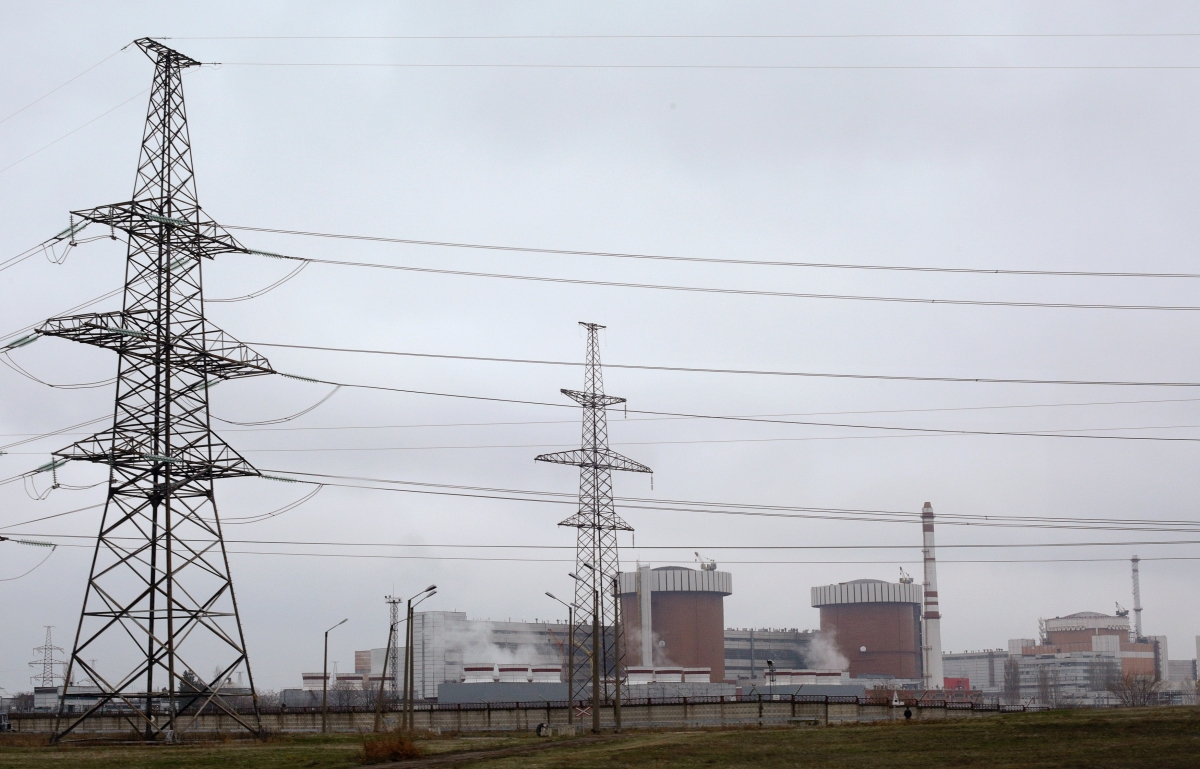 Ukraine power outages by cyberattack
