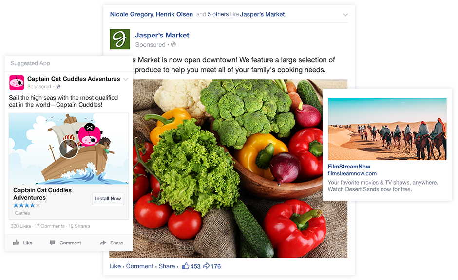 Facebook launches immersive full-screen Canvas ads on mobiles