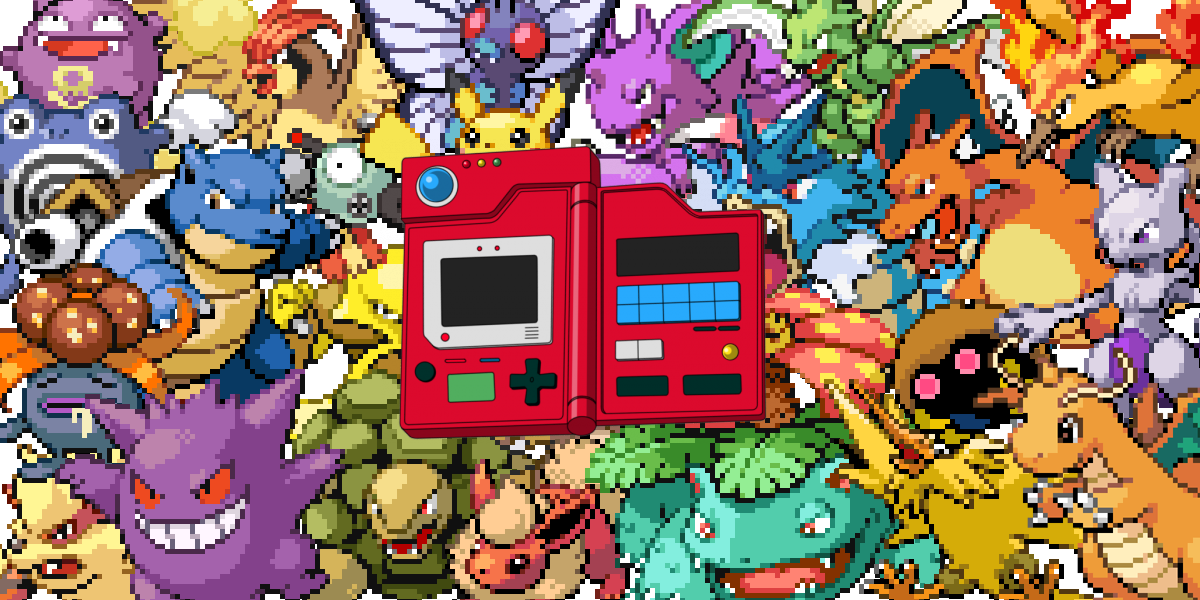 Pokemon Pokedex