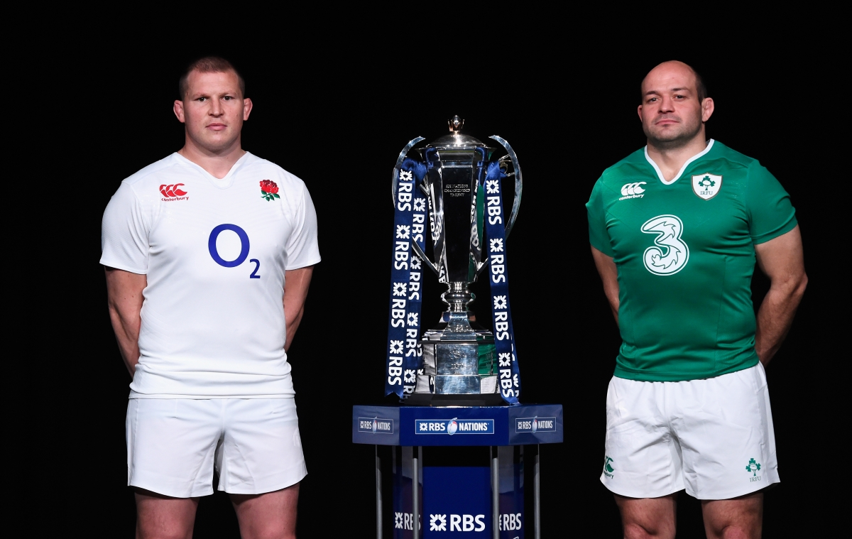 England vs Ireland
