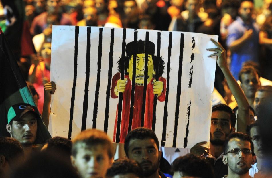 Rebellions Capture Libyan Capital, Has Gaddafi Fled?