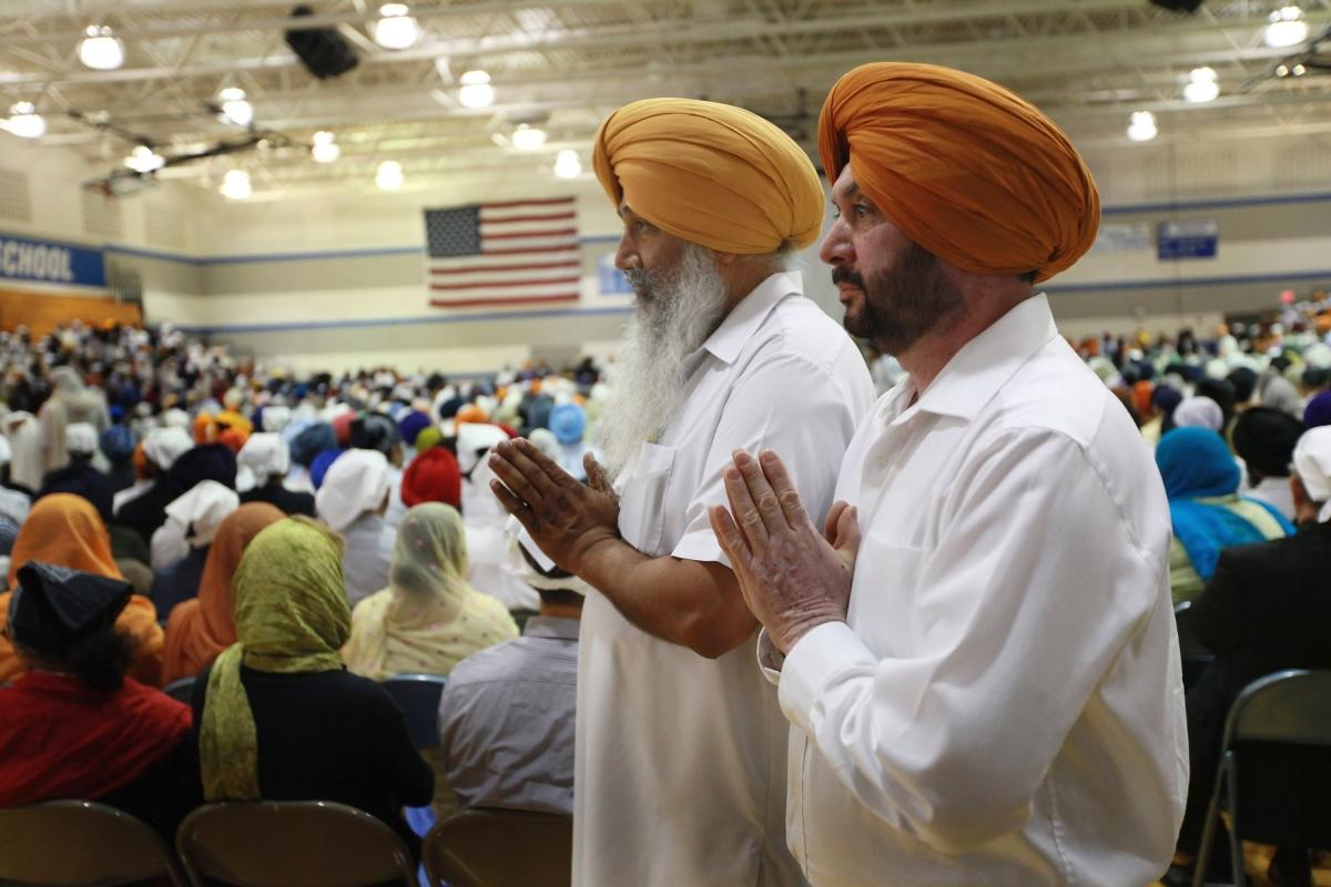 American-Sikhs