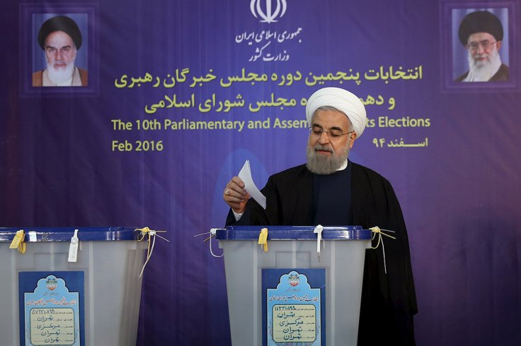 Iran election 2016