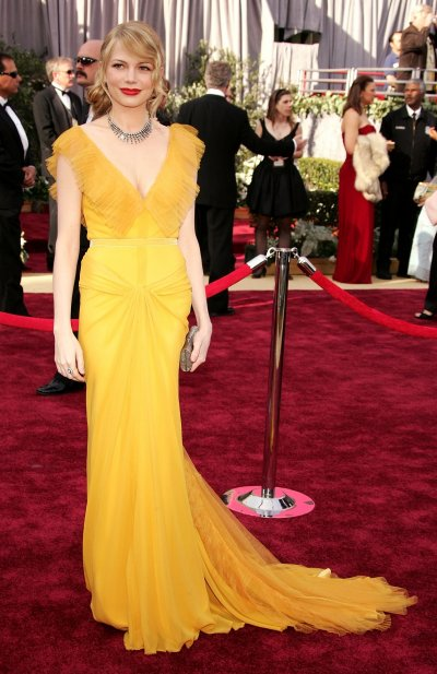 Oscar 2016 red carpet classics