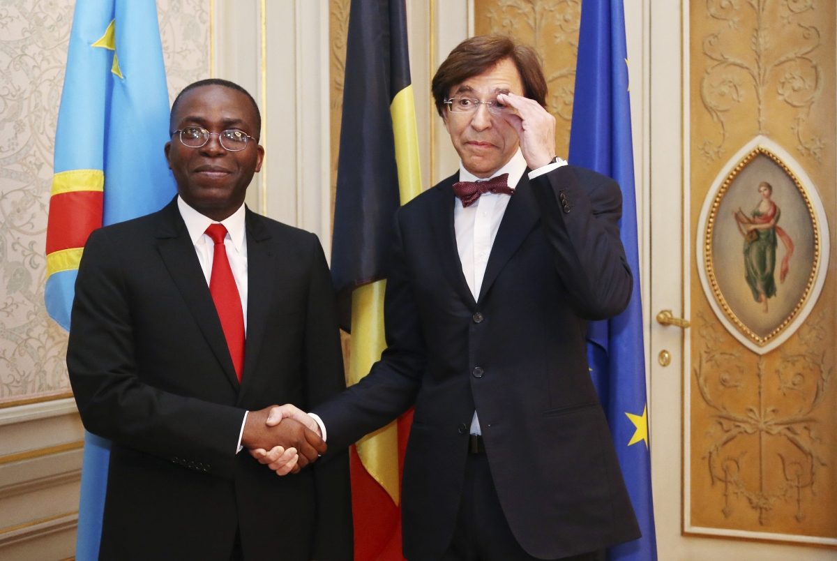 European Union and DRC cooperation