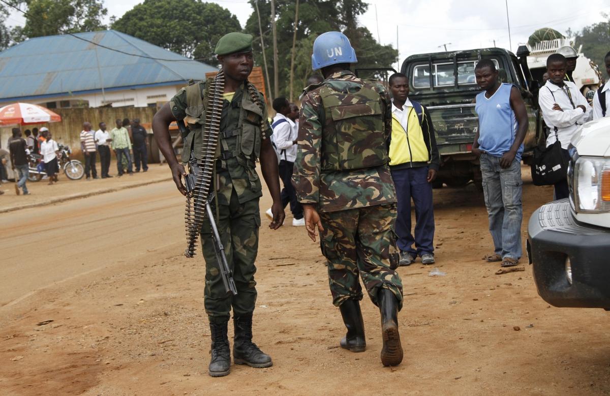 UN cooperation in DRC