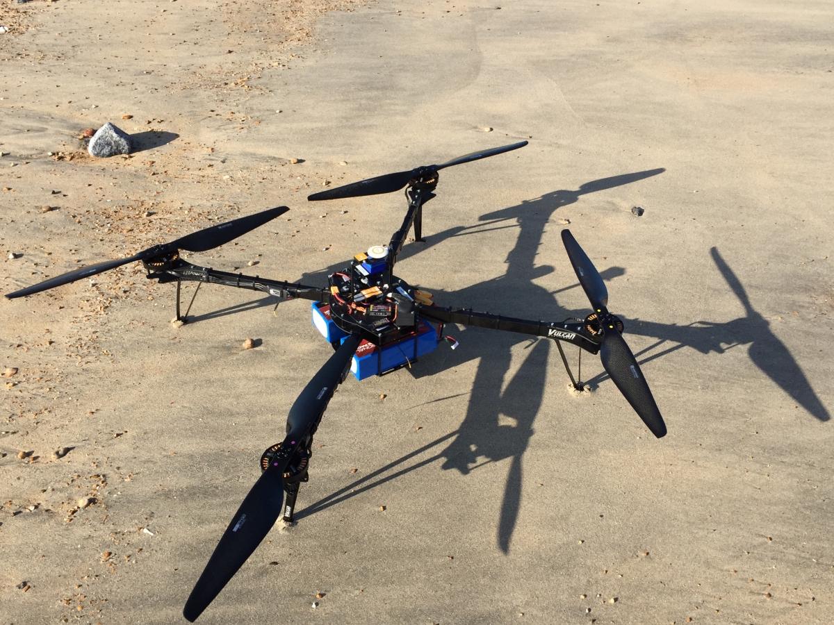Enduro 1 Ocuair drone