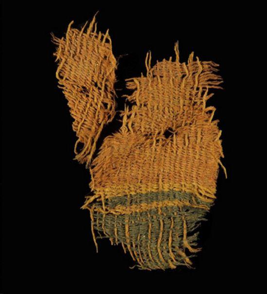 Biblical textile