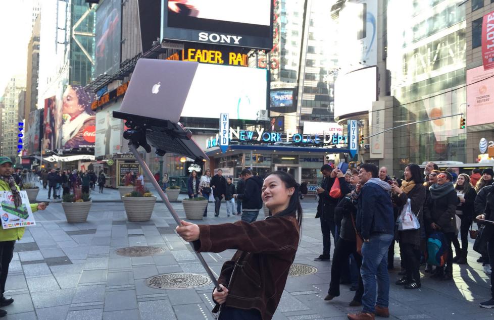 Amazon selfie payment