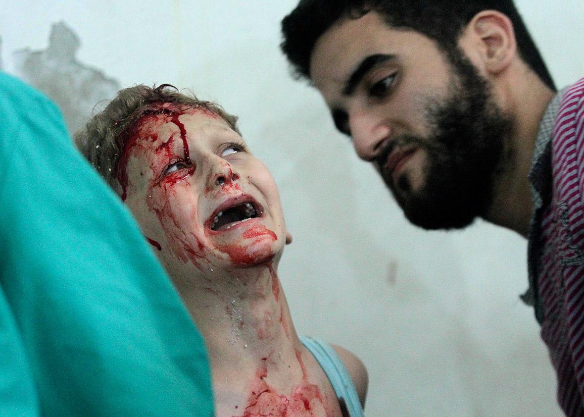 Syria timeline