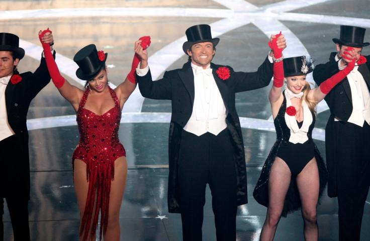 Hugh Jackman hosting the Oscars
