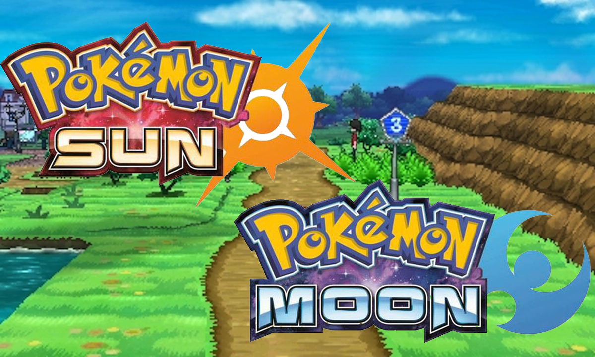 Pokemon Sun Moon 3DS