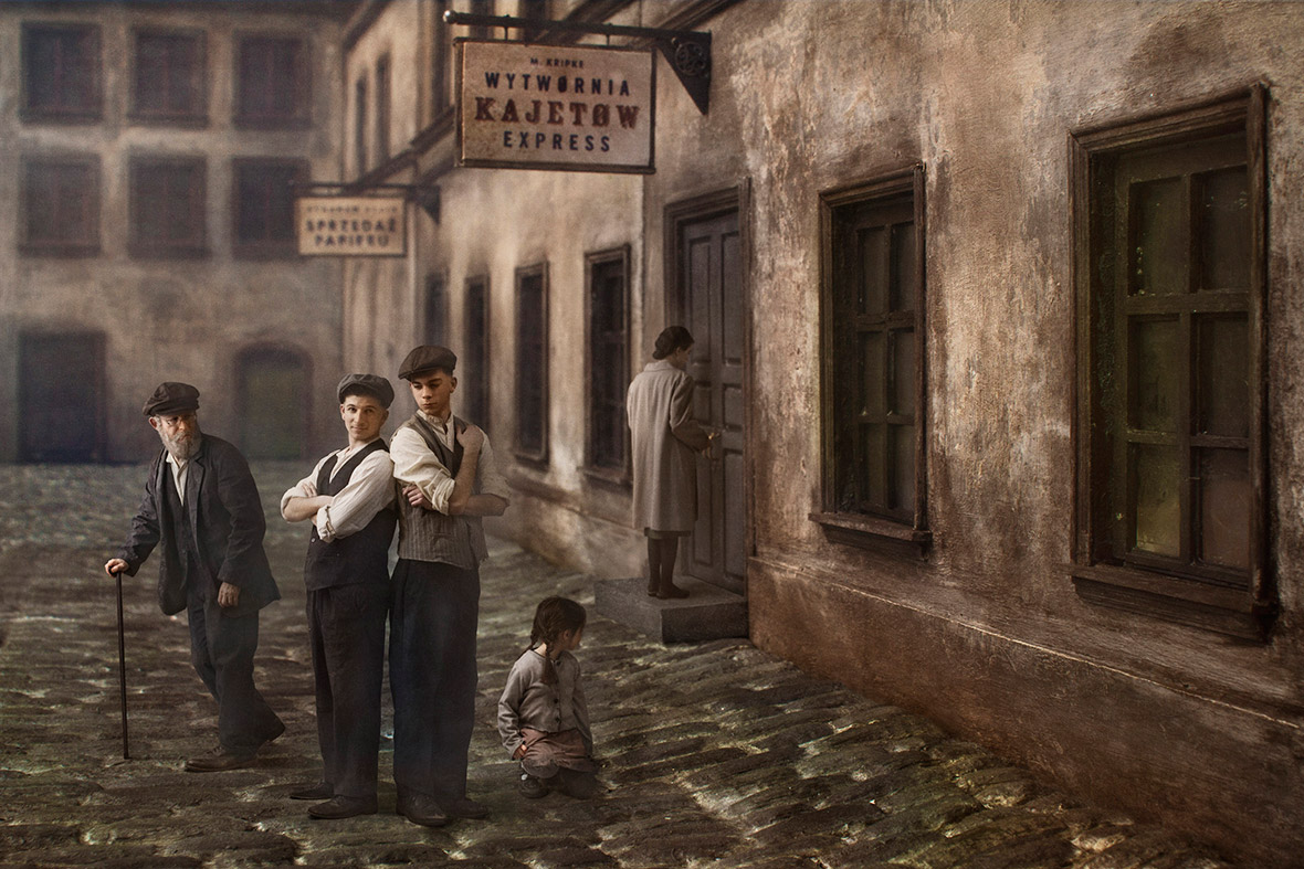 Richard Tuchman Once Upon a Time in Kazimierz