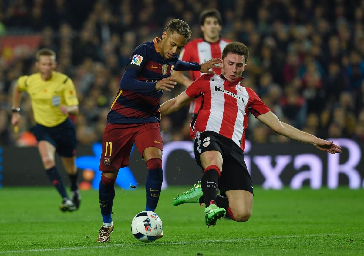 Barcelona transfer news aymeric laporte leads shopping for La port news