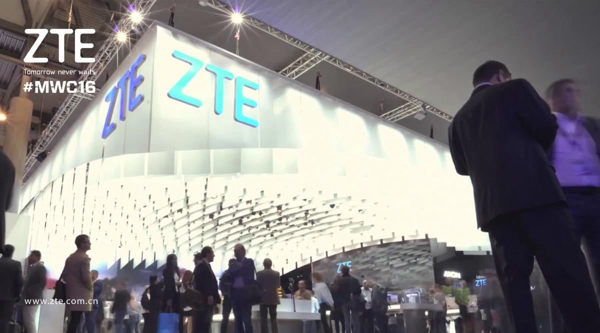 ZTE at MWC 2016