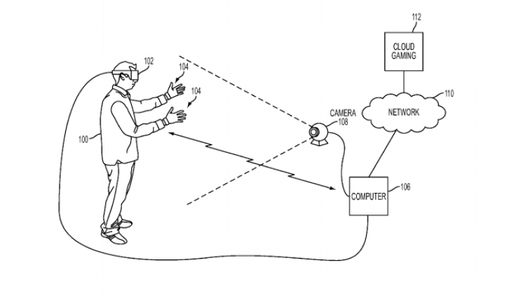 Glove Interface Object Patent