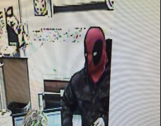 Deadpool robber