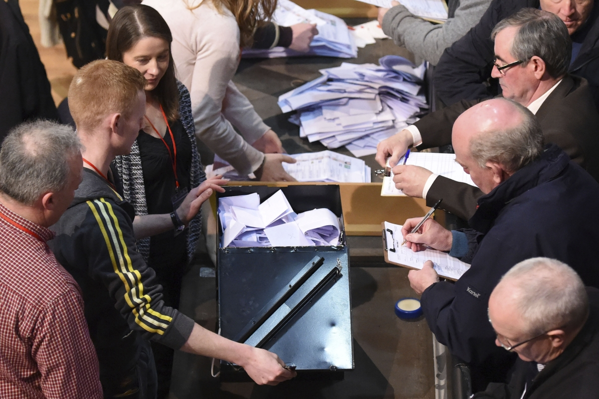 Ireland election