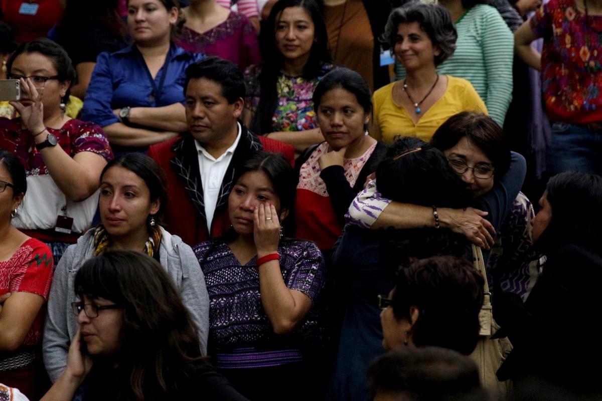 Guatemala sex slave trial