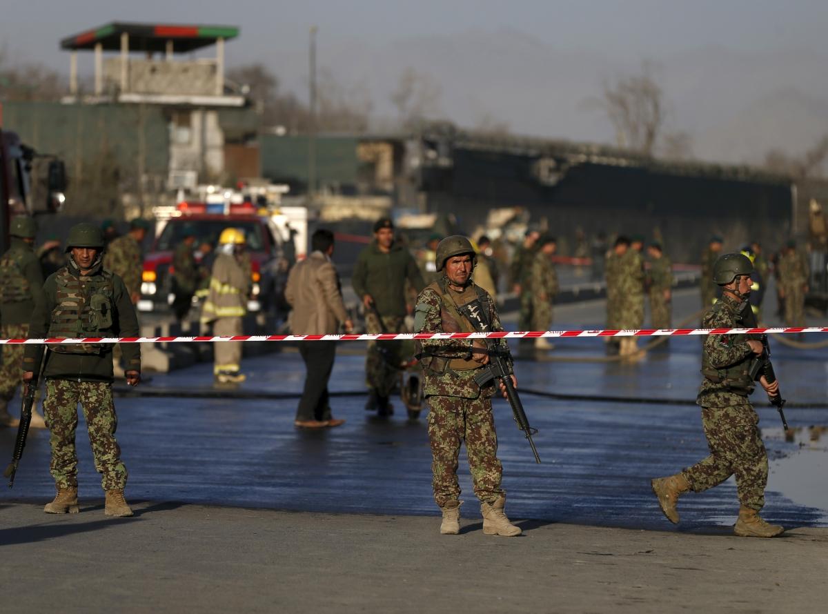 Afghan Taliban Helmand attack