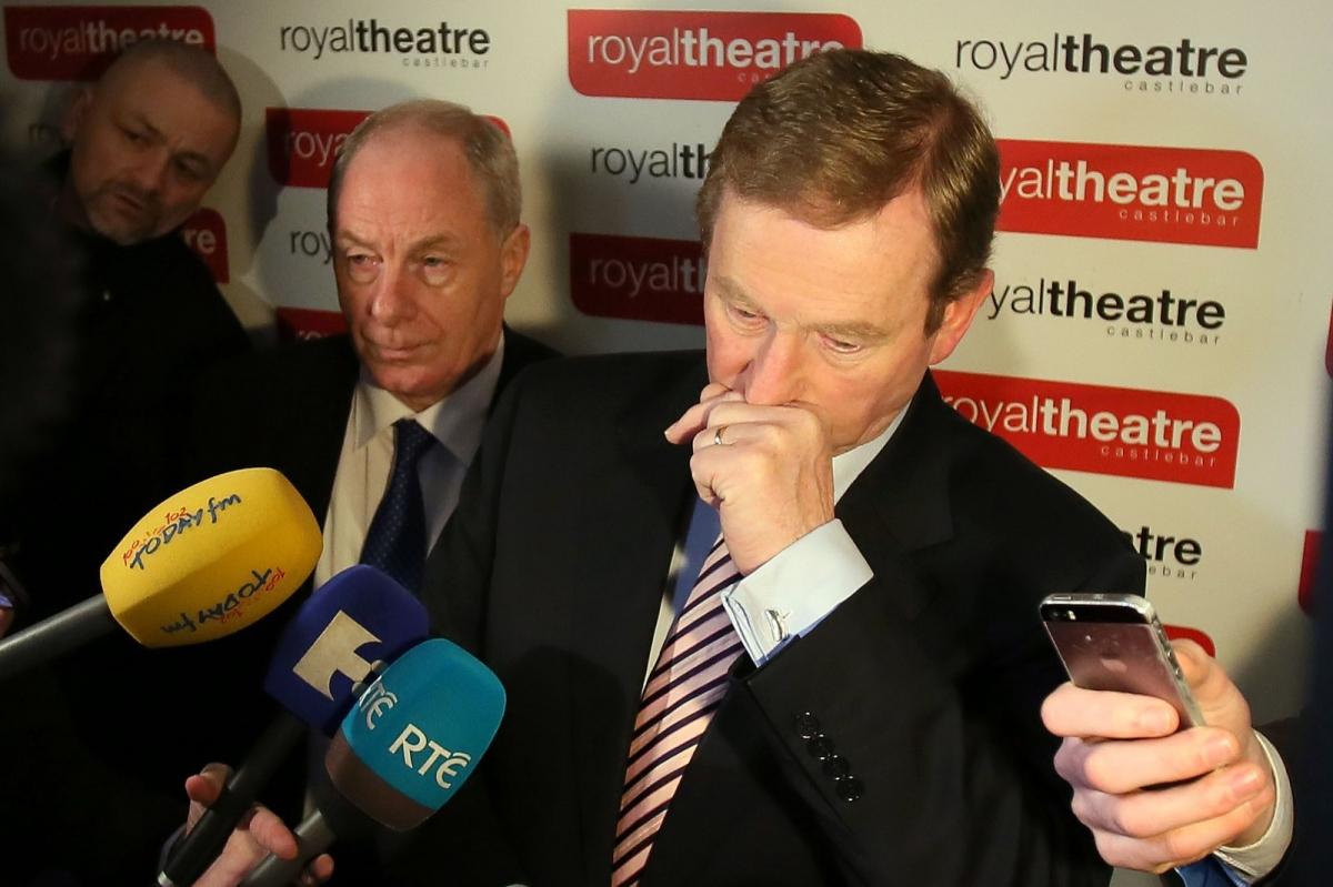 Edna Kenny Ireland general election 2016