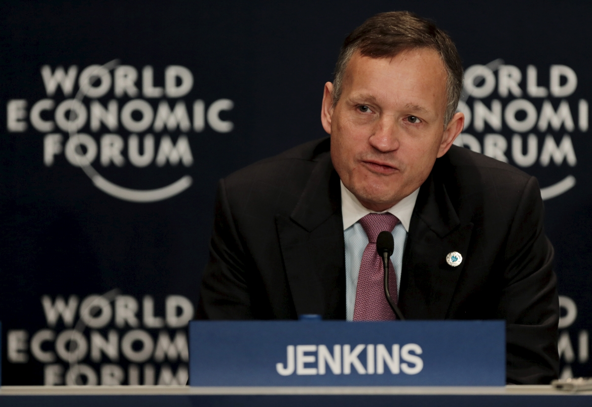 Barclays to pay a bonus of £500,000 to Anthony Jenkins despite being ousted in July 2015