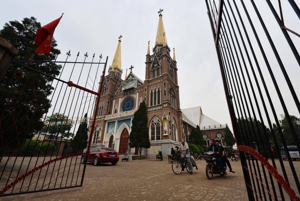 China underground church