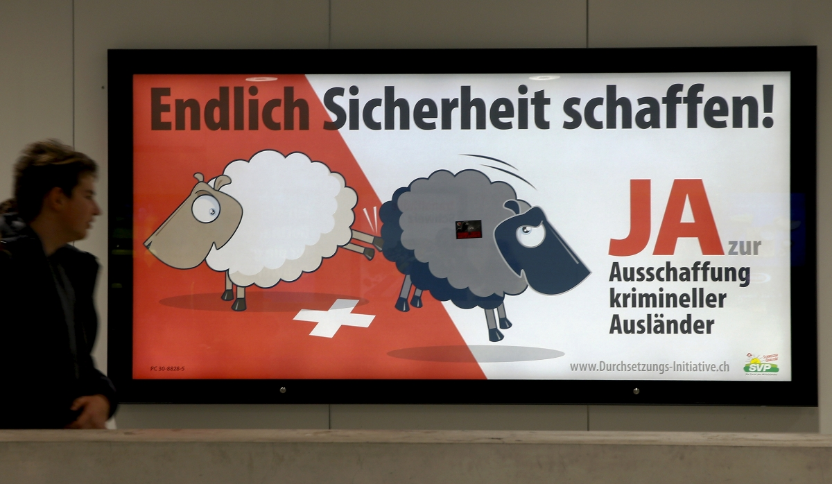 Switzerland referendum